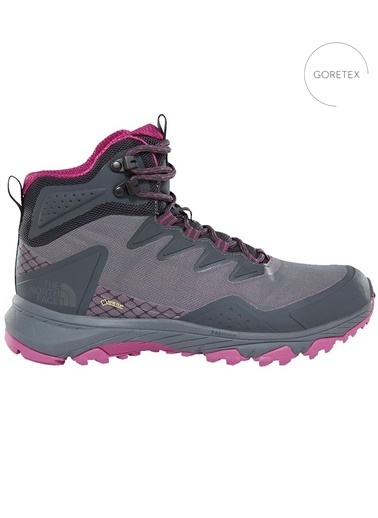 The North Face Utra Fp III Mid GORE-TEX® - Su Geçirmez Gri